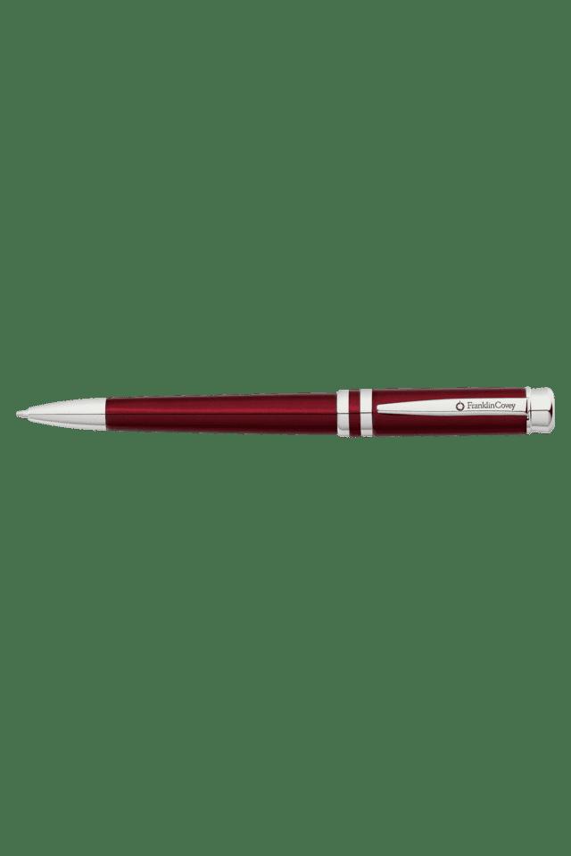 Red/Chrome Ballpoint Pen