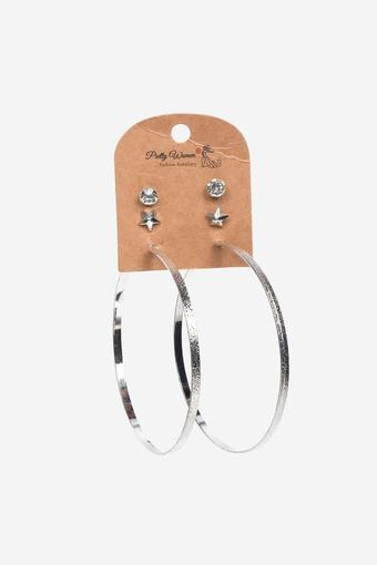 PRETTY WOMEN -  MultiEar Rings - Main