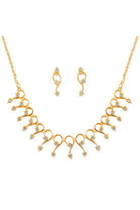 TOUCHSTONE Necklace Set - 9295971