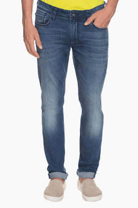 Being Human Jeans (Men's) - Mens 5 Pocket Stretch Jeans