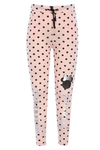 Girls Polka Dot Leggings