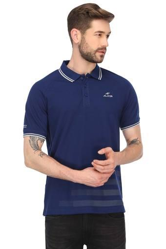 ALCIS -  NavyT-shirts - Main