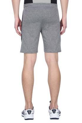 Mens 2 Pocket Slub Sports Shorts