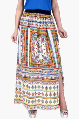 JUNIPER Women Stylish Long Skirt
