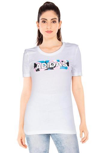 ADIDAS -  WhiteSportswear & Swimwear - Main