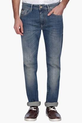 GASMens Regular Fit Basic Wash Jeans (Morris Fit)
