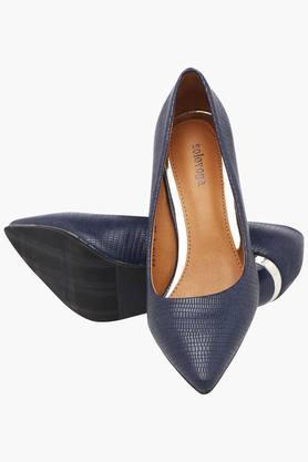 Womens Casual Slipon Pump Shoes