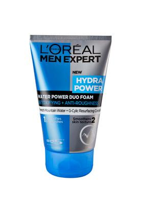 Mens Expert Hydra Power Duo Foam Cleanser - 100 ml