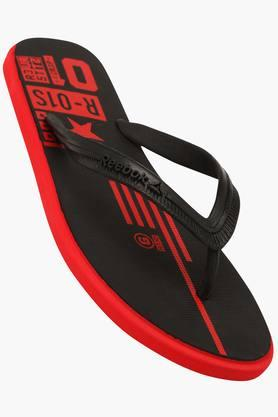 REEBOK Mens Casual Slipon Slippers