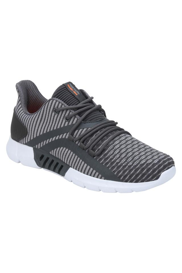 ATHLEISURE - Grey Sports Shoes & Sneakers - Main