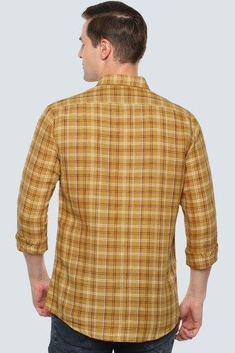 LOUIS PHILIPPE JEANS -  OchreCasual Shirts - Main