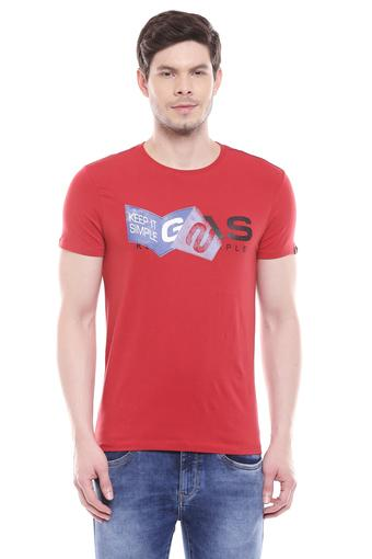 A790 -  Red T-Shirts & Polos - Main