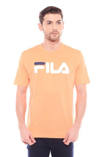 FILA -  Light Orange T-shirts - Main