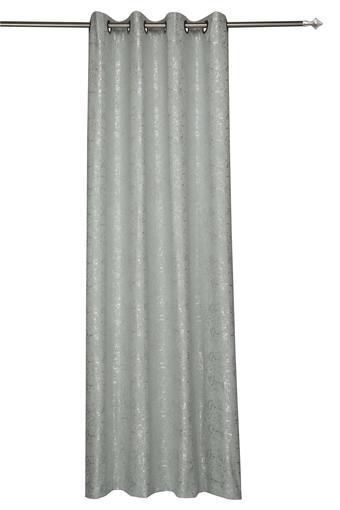 ARIANA -  TurquoiseDoor Curtains - Main