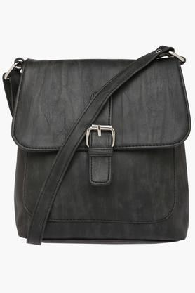 Womens Synthetic Leather Slingbags