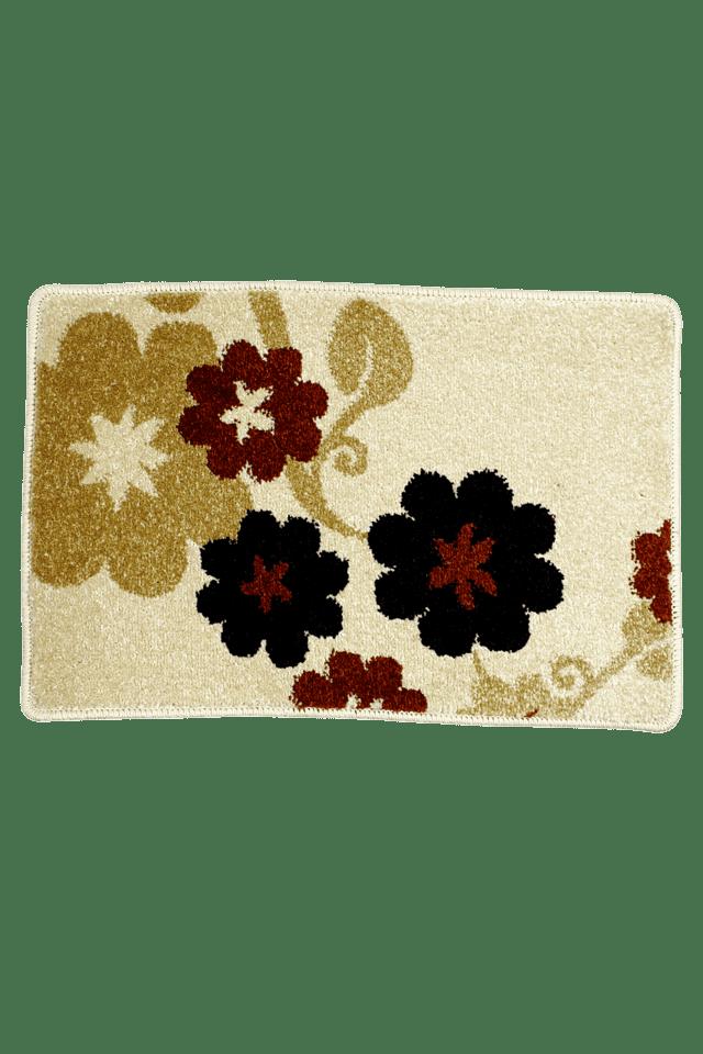 Floral Door Mat