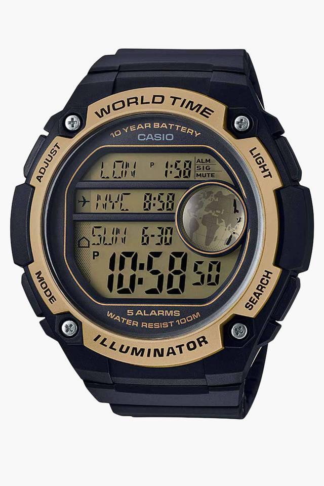Mens AE-3000W-9AVDF (D136) Youth Digital Digital Watch