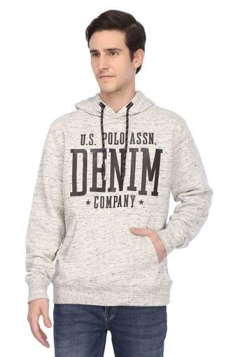 U.S. POLO ASSN. DENIM -  Beige Winterwear - Main