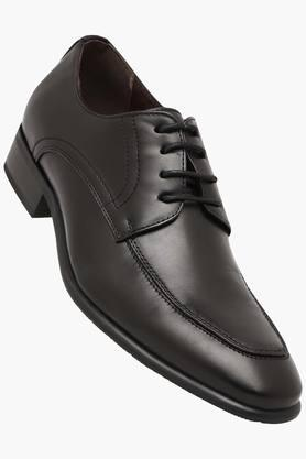TRESMODE Mens Lace Up Leather Formal Shoes