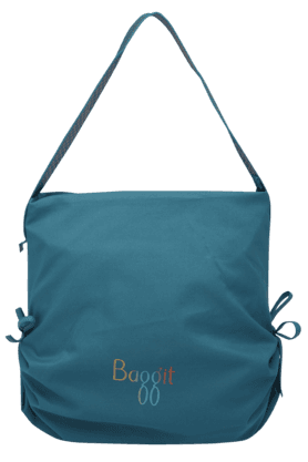 BAGGIT Womens Zipper Closure Shoulder Bag