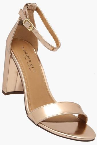 249f50d87f5 Buy STEVE MADDEN Womens Party Wear Buckle Closure Heel Sandals ...
