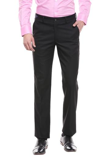 LOUIS PHILIPPE -  BlackINDIAN TERRAIN Buy 1 and Get 50% Off on second product - Main