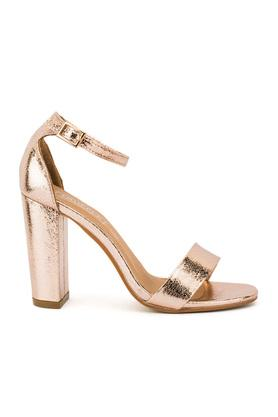 TRUFFLE COLLECTION - Rose GoldHeels - 2
