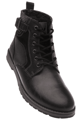 RED TAPE Mens Leather Boot