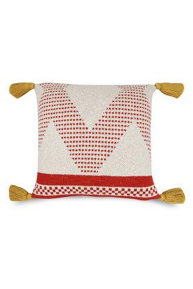 Chevron Knitted Cushion Cover