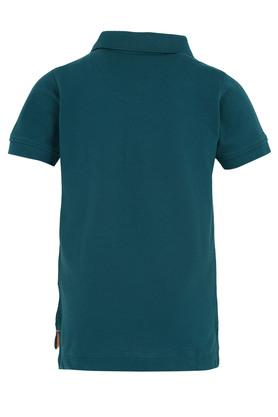 Boys Solid Polo Tee