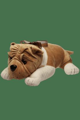 Woolly Bull Dog Toy