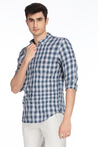 LOUIS PHILIPPE SPORTS -  Mid BlueShirts - Main
