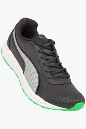 PUMA Mens Mesh Lace Up Sports Shoes  ... - 202342709