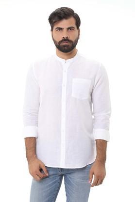 LIFE - WhiteCasual Shirts - Main