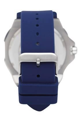 Mens Blue Dial Multi-Function Watch - W1254G1
