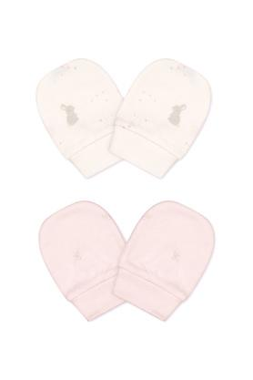 MOTHERCARE - Pink Mitten & Booties - Main