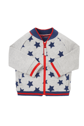 MOTHERCARE Boys Cotton Printed Jacket