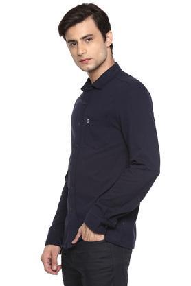 FCUK - BlueCasual Shirts - 2