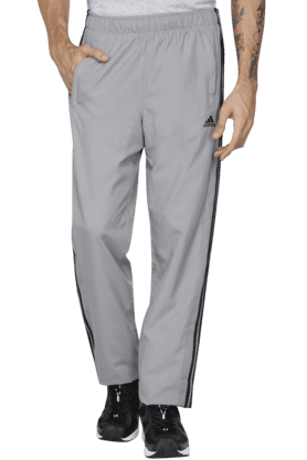 ADIDAS Mens 2 Pocket Solid Track Pant