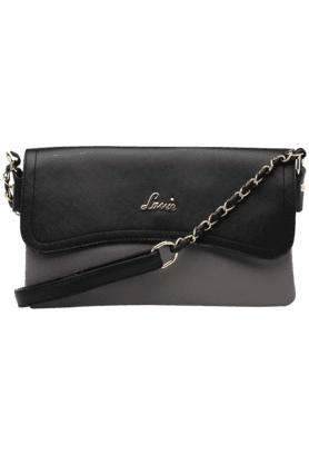 LAVIE Womens Snap Closure Small Sling Bag