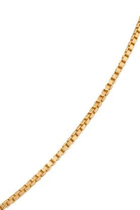 Womens 22K Gold Chain GCHD15062858