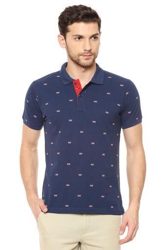 C453 -  BlueT-Shirts & Polos - Main