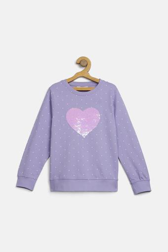 LIFE -  LilacJackets  & Sweatshirts - Main