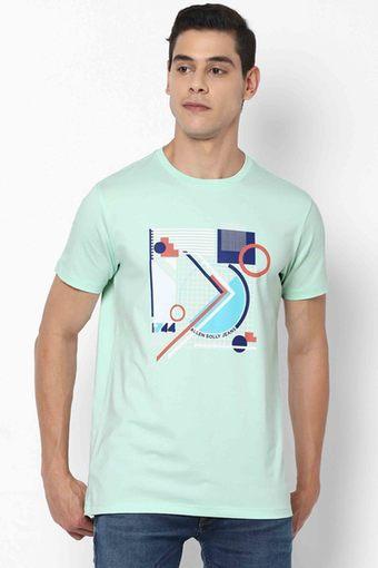 ALLEN SOLLY JEANS -  Light BlueT-Shirts & Polos - Main