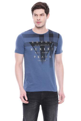 KILLER -  Royal BlueT-shirts - Main