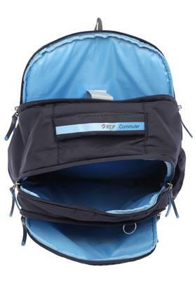 Unisex 3 Compartment Zip Closure Backpack