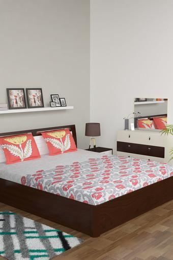 SPACES -  RedBed Sheets - Main