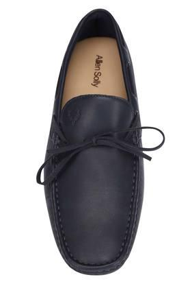 ALLEN SOLLY - Navy Casuals Shoes - 2