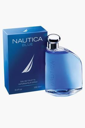 Nautica Personal Care & Beauty - Mens Blue Eau De Toilette - 100 ml