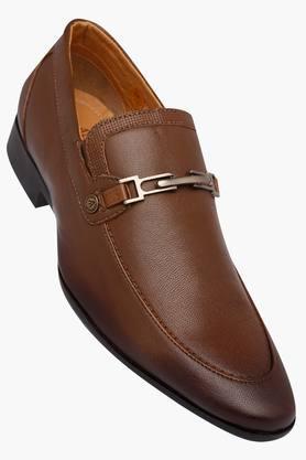 ALBERTO TORRESIMens Leather Slipon Loafers - 202699911